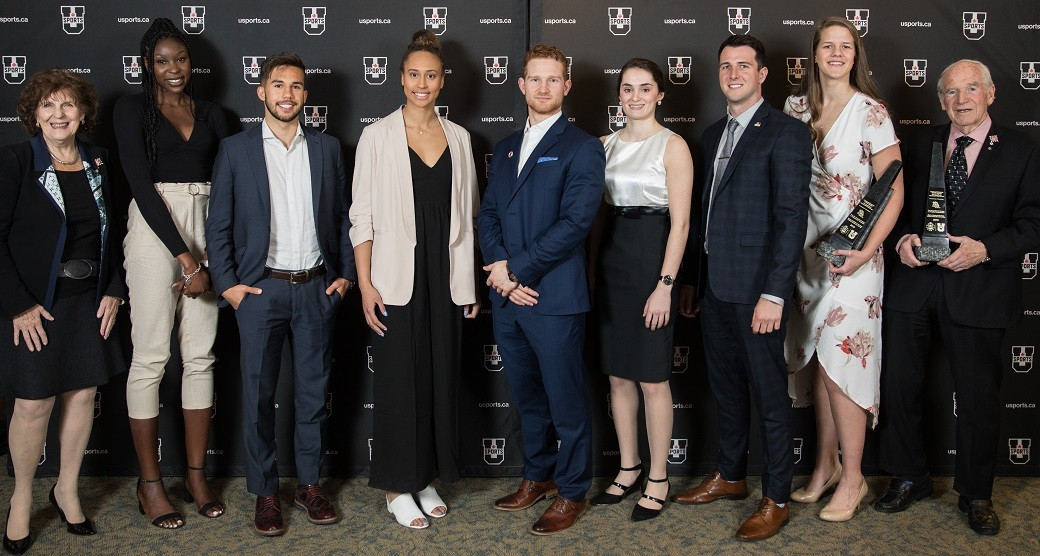 The first recipients of the Mitchell Family U SPORTS Alumni of the Year Awards are set to be announced next month ©U SPORTS