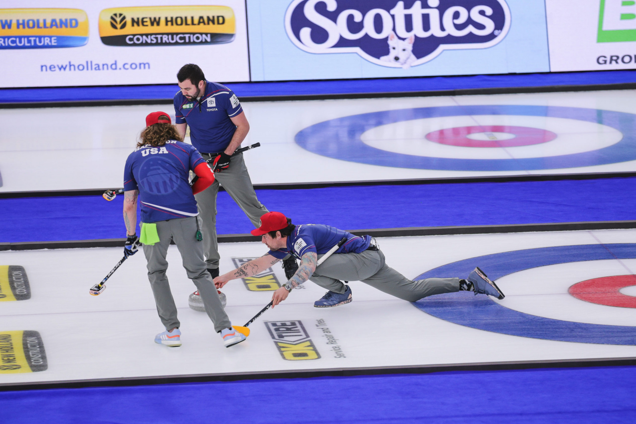 Men's World Curling Championship to resume following COVID-19 outbreak