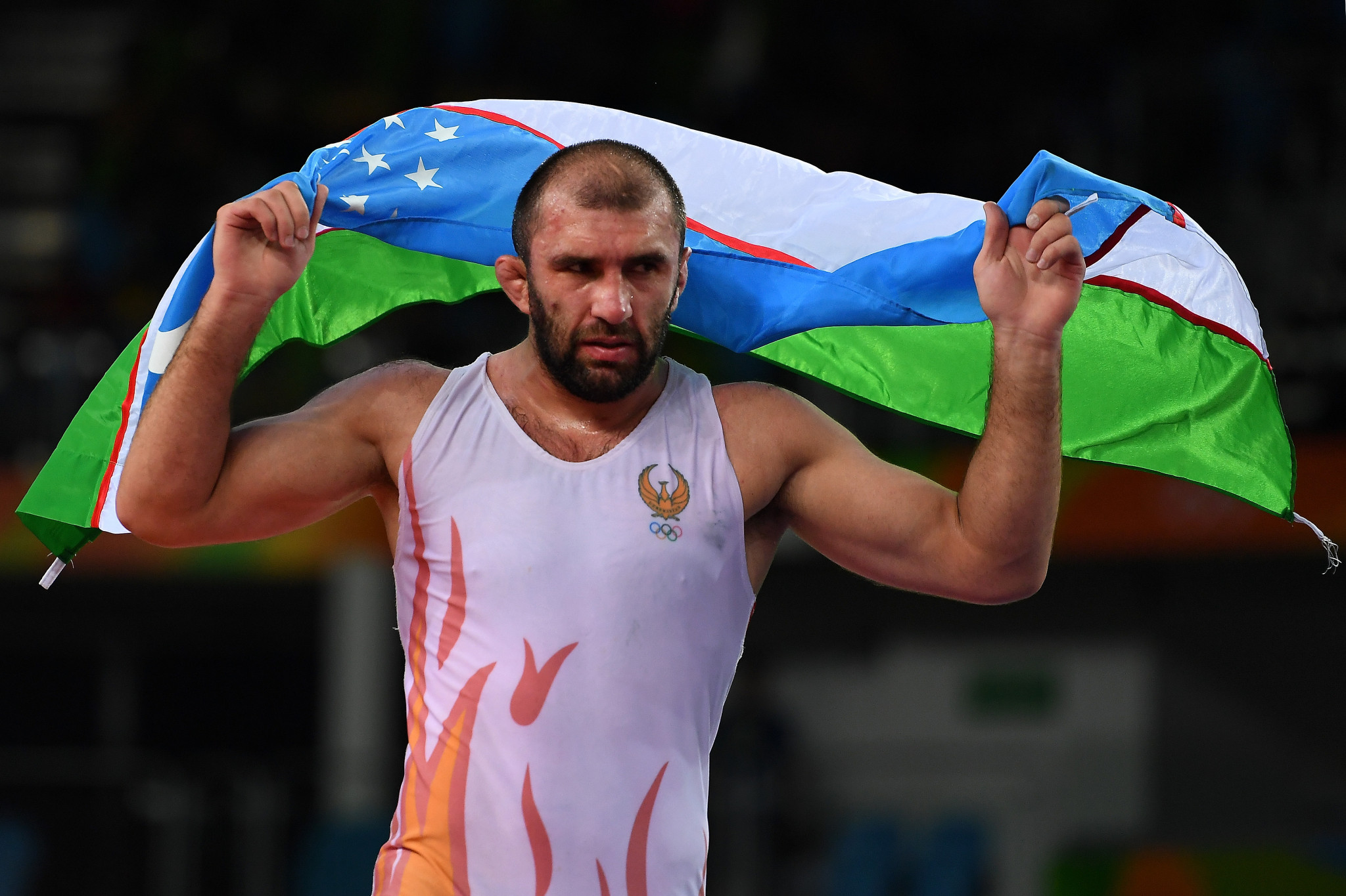 Magomed Ibragimov was one of four wrestlers from Uzbekistan to qualify for Tokyo 2020 today ©Getty Images