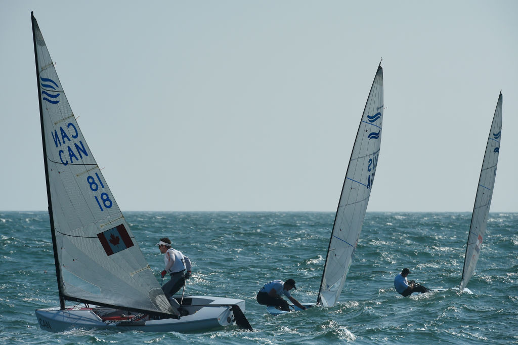 Finn sailors gather for European Championships in Vilamoura ahead of final Tokyo 2020 qualifier