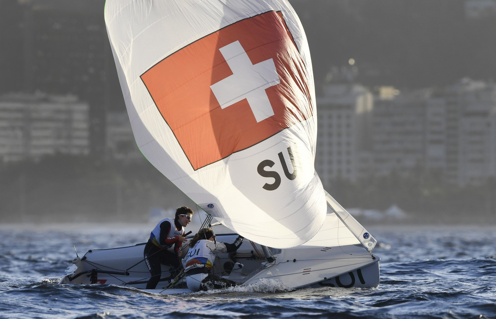 Sailors Fahrni and Siegenthaler latest athletes confirmed on Swiss team for Tokyo 2020