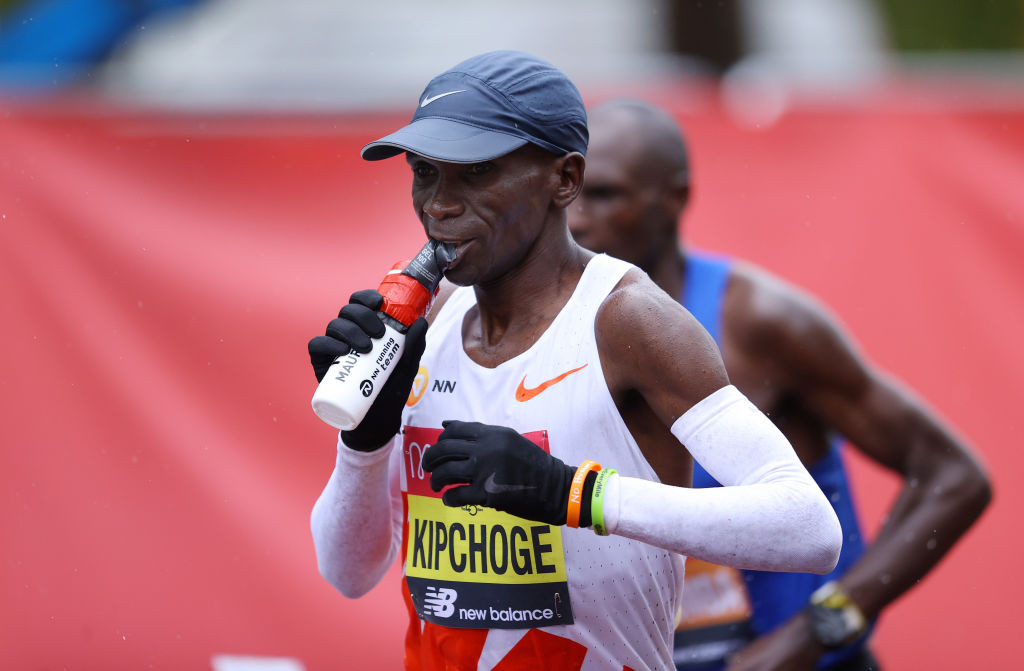NN Mission Marathon, featuring Kipchoge, switched to April 18 in Enschede