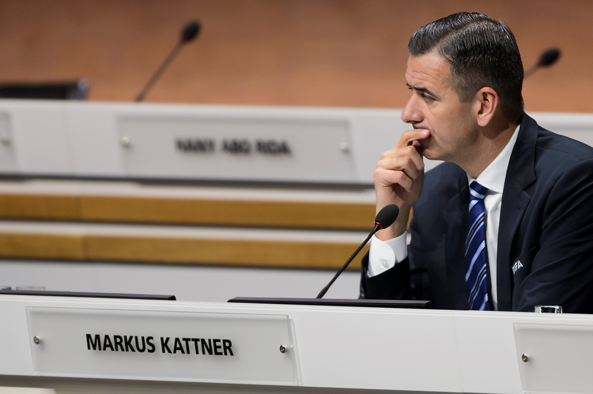 Markus Kattner was sacked by FIFA in 2016 and handed a 10-year ban in 2020 ©Getty Images