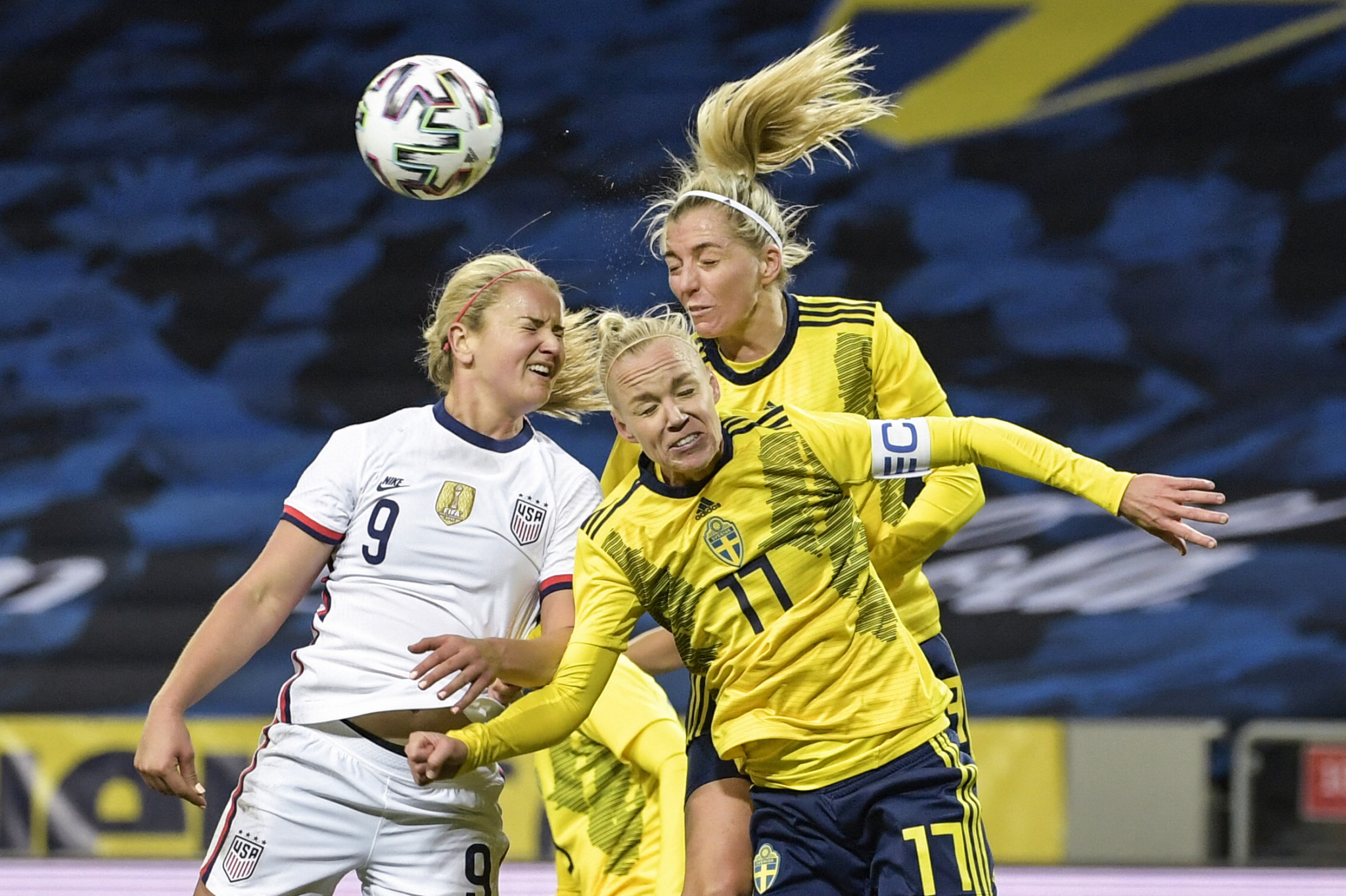 There is more women than men on the Swedish Football Association Board for the first time ©Getty Images