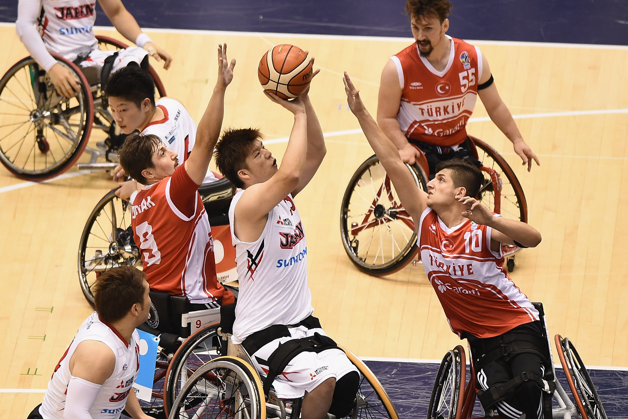 The IPC has rejected a second request from the IWBF for a transition period allowing players embroiled in new classification guidelines to be able to compete at Tokyo 2020 ©Getty Images