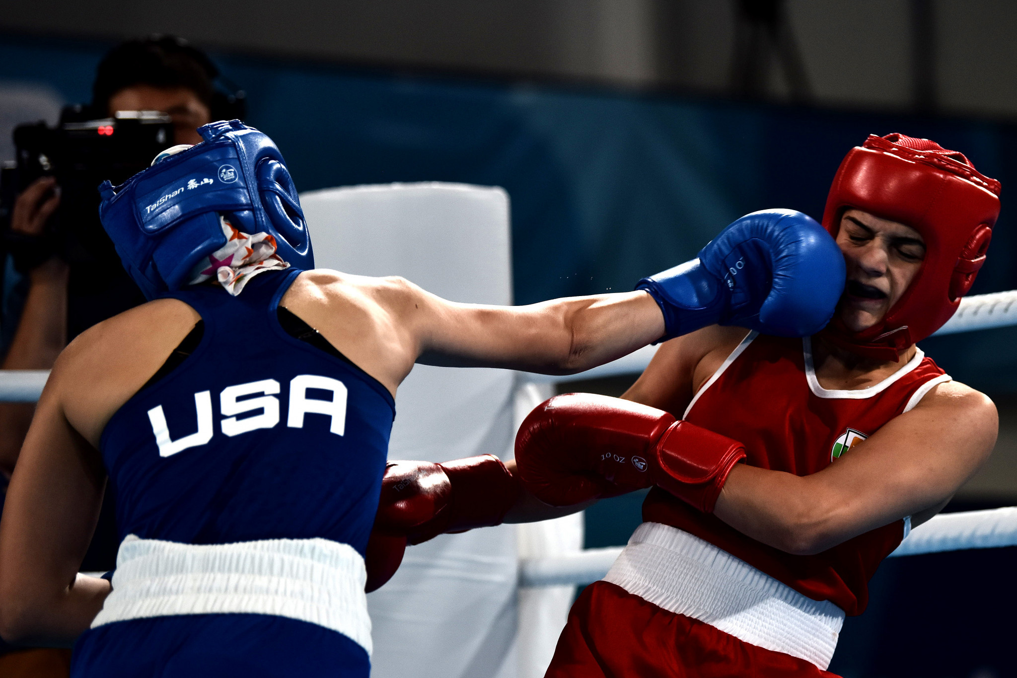 USA Boxing has chosen not to sent athletes to compete at the Youth World Boxing Championships ©Getty Images