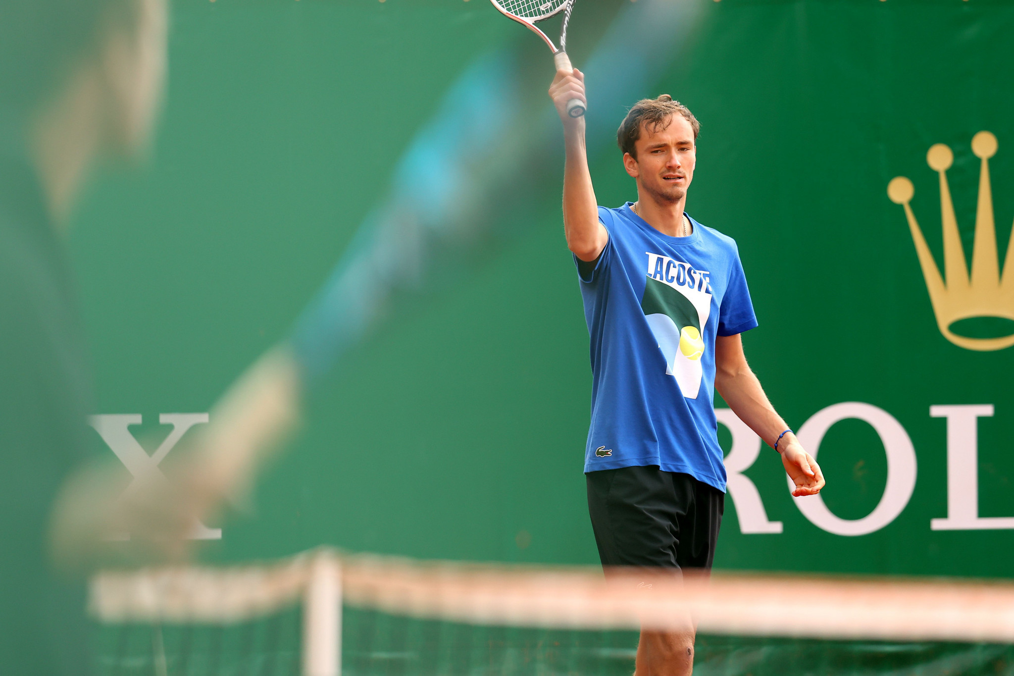 Medvedev tests COVID-19 positive as training partner Nadal gets all-clear at Monte-Carlo Masters