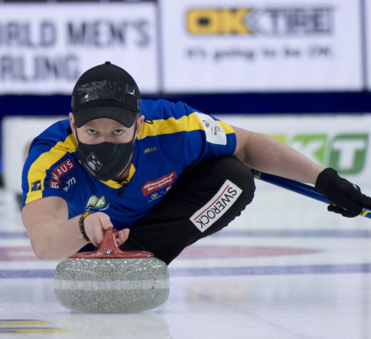 Sweden won the World Men's Curling Championship in Calgary after the event had to be suspended following positive COVID-19 test results, which have not turned out to be false ©WCF