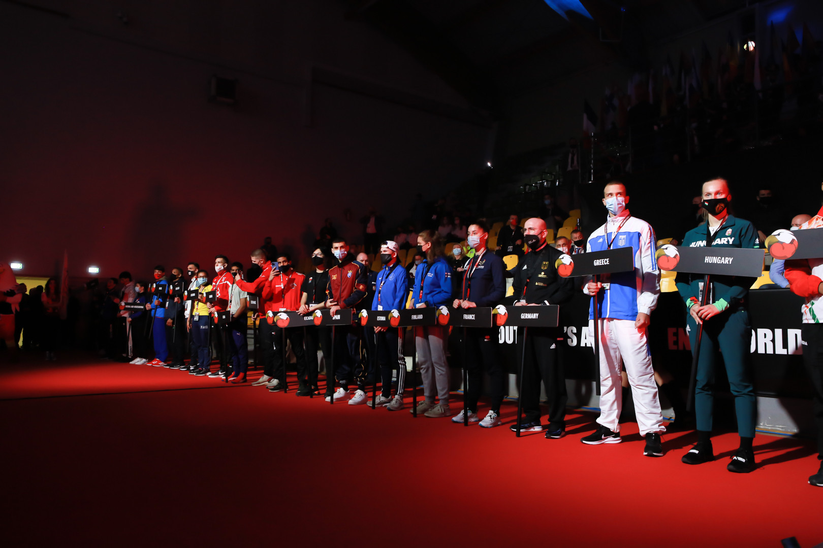 Competitors from 52 countries gather for opening of AIBA Youth World BoxingChampionships