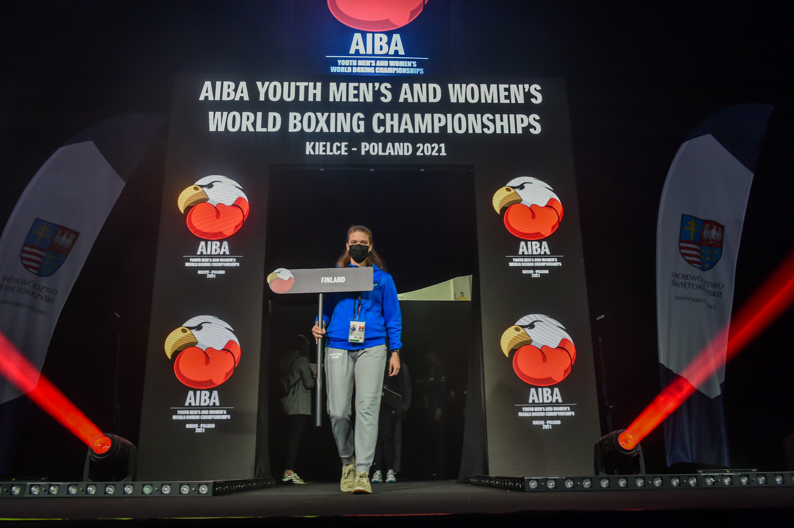 More than 400 boxers - male and female - are taking part in the Championships ©AIBA