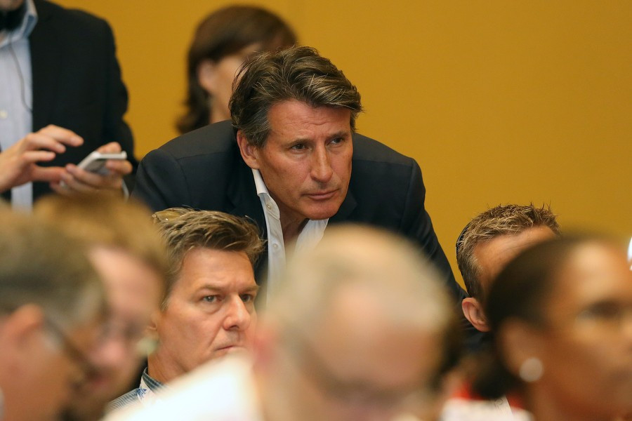 Sebastian Coe has said taking the IAAF World Championships to Africa would be one of his priorites as IAAF President ©Doha Diamond League