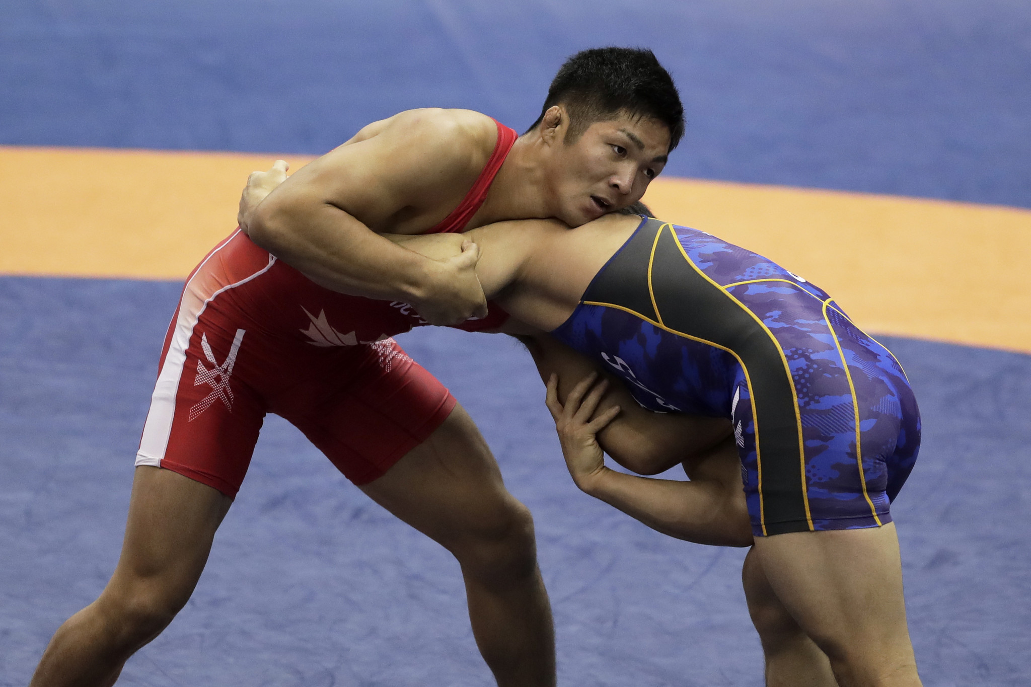 Shimoyamada and Sultangali clinch maiden golds at UWW Asian Championships
