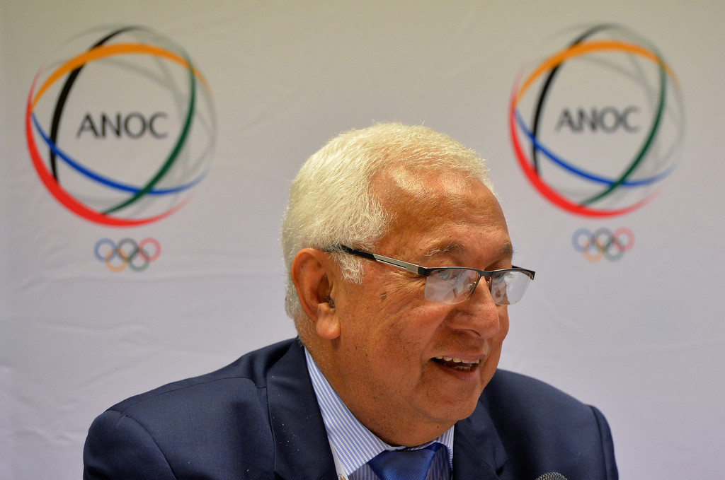 ANOC Acting President Robin Mitchell has pledged to ensure that the voices of the National Olympic Committees are held as the countdown to Tokyo 2020 enters the last 100 days ©Getty Images