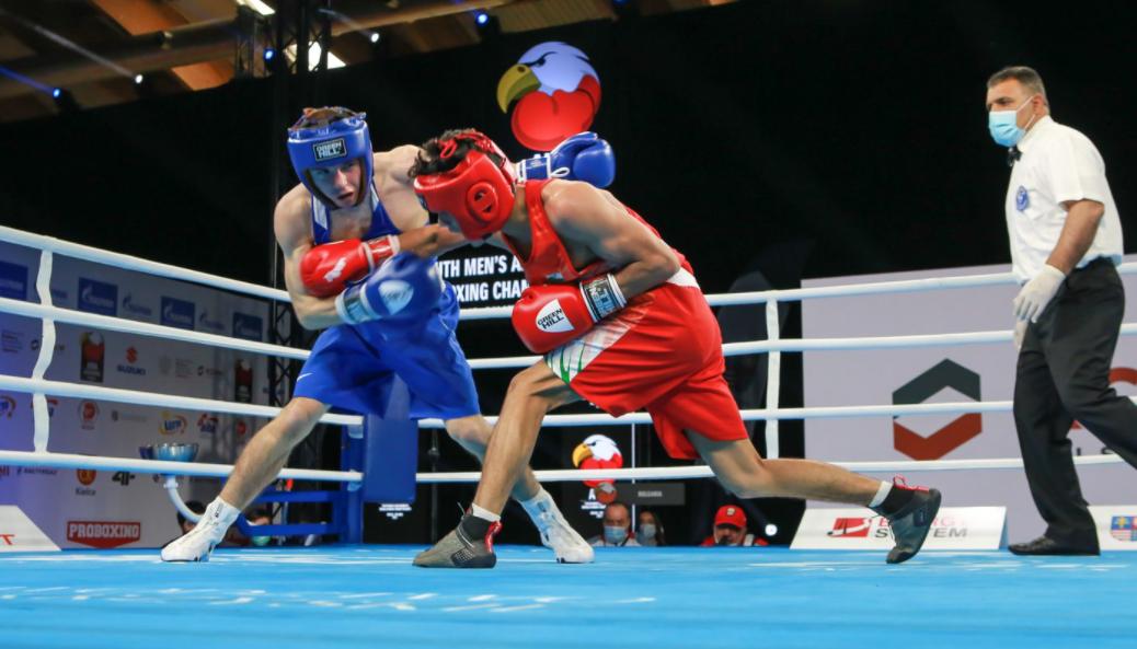 India's Vikas shines at AIBA Youth World Boxing Championships in Kielce