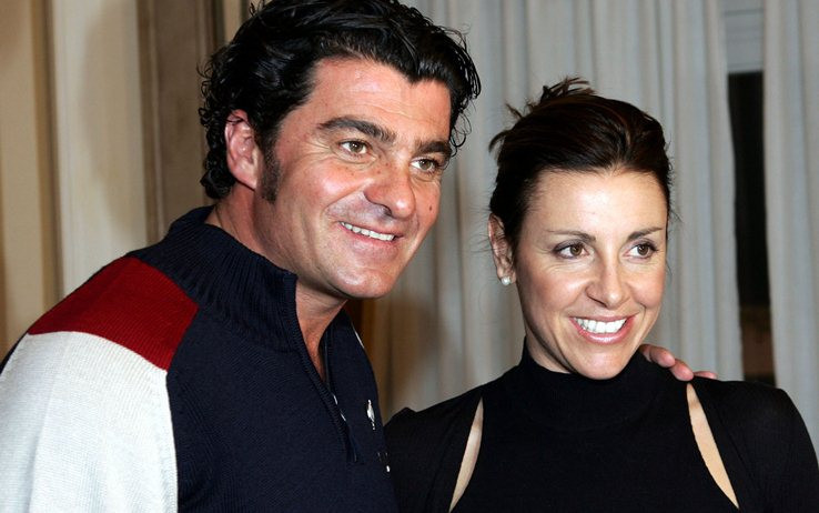 Three-time Olympic skiing champions Deborah Compagnoni and Alberto Tomba have been appointed as ambassadors for Milan Cortina 2026 ©Milan Cortina 2026