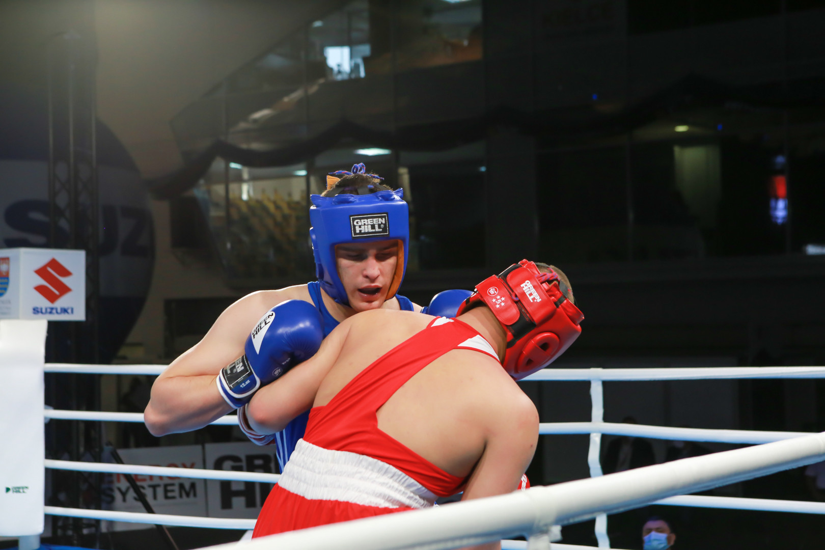 First round continued at the AIBA Youth World Championships in Kielce ©AIBA