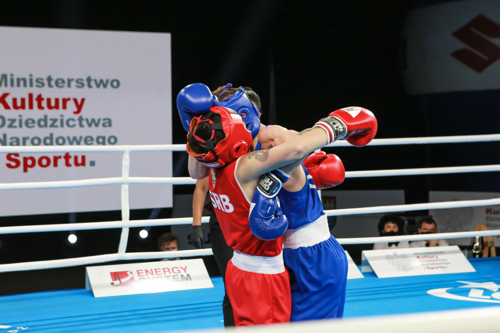 More than 400 male and female boxers from 52 countries are competing in the Championships in Poland ©AIBA