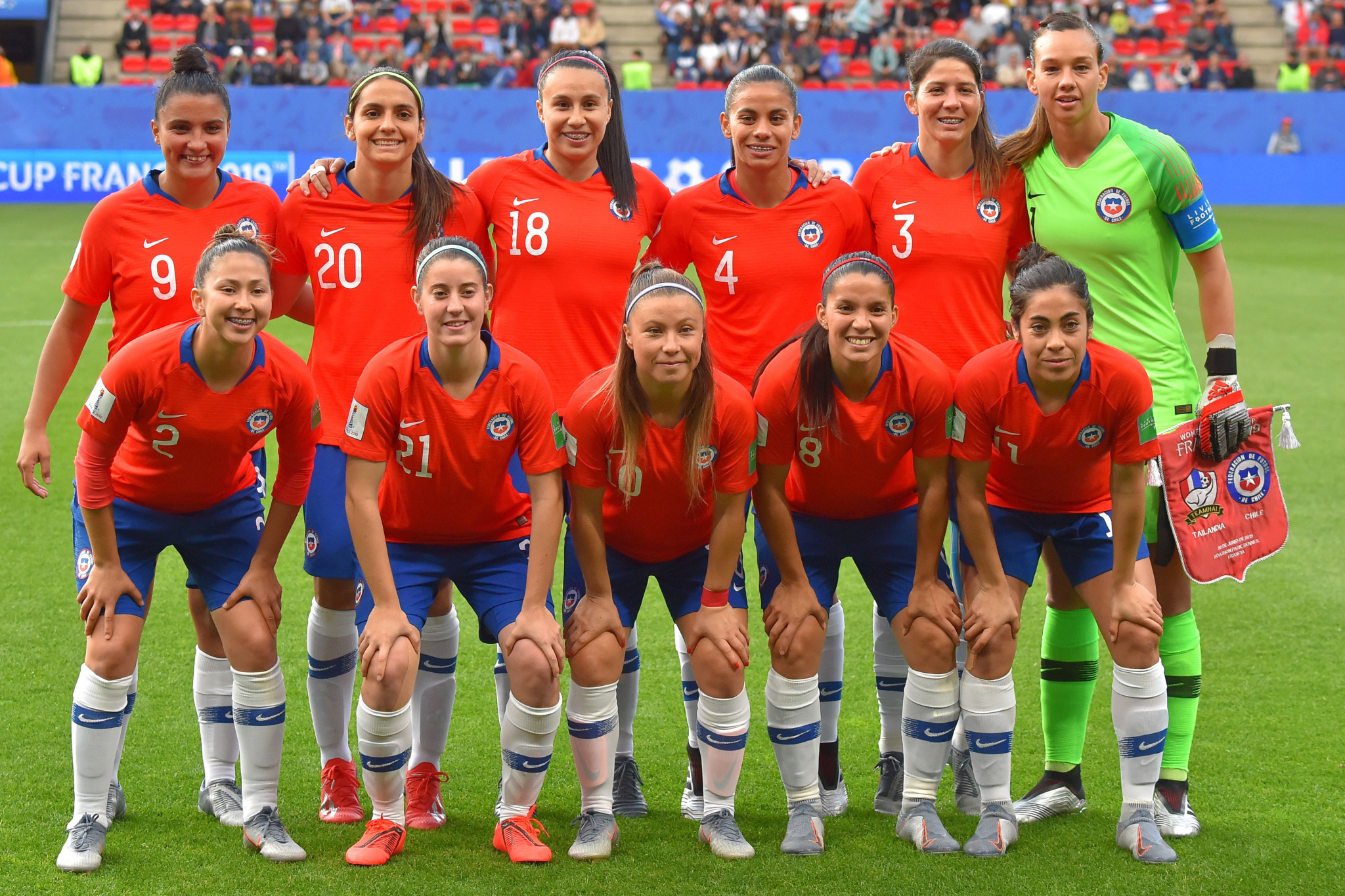 Chile beat Cameroon to earn last women's football berth at Tokyo 2020