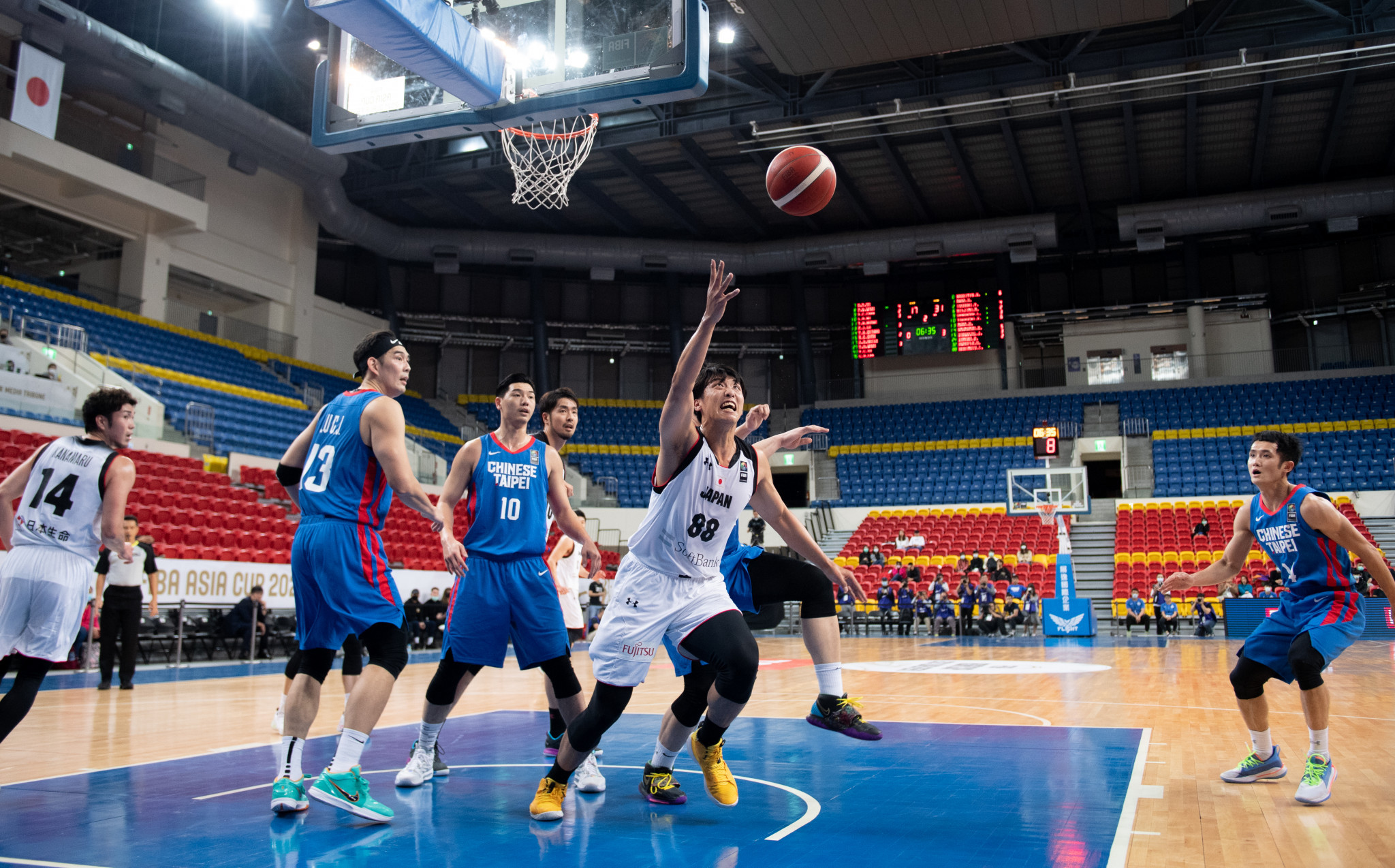 Philippines and Jordan to host FIBA Asia Cup qualifiers in bubbles in June