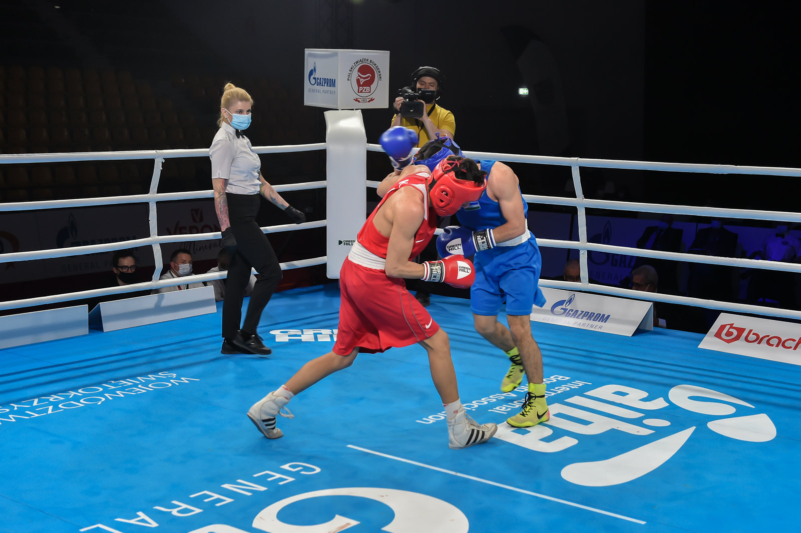 Preliminary action reaches halfway point at AIBA Youth World Boxing Championships