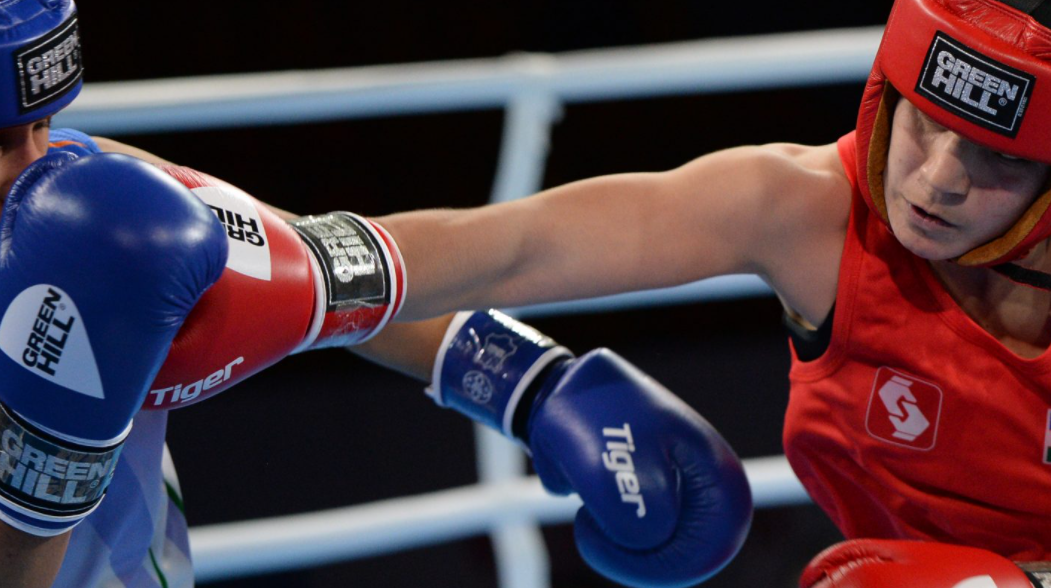 There were stand-out victories by boxers from Russia, Ukraine, Poland and India in the evening session on day four of the AIBA Youth World Championships in Kielce ©Getty Images