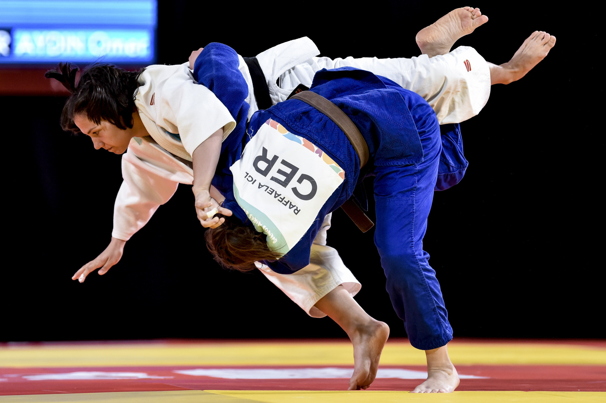 Germany university online tournament backed by German Judo Association