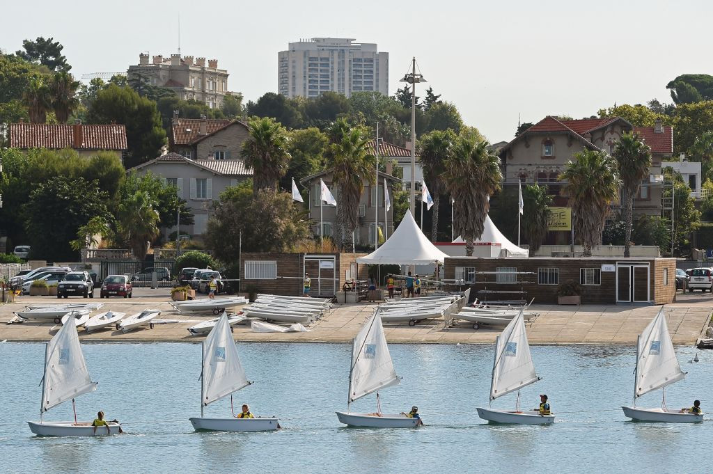 The Olympic sailing regatta at Paris 2024 is due to be held in Marseille ©Getty Images