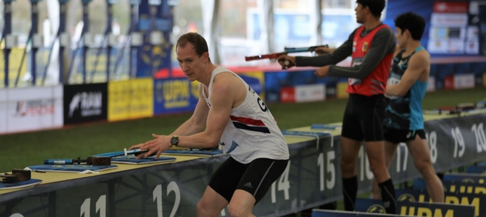 Four Britons and four Hungarians qualified today for the men's final in the second UIPM World Cup in Sofia ©UIPM