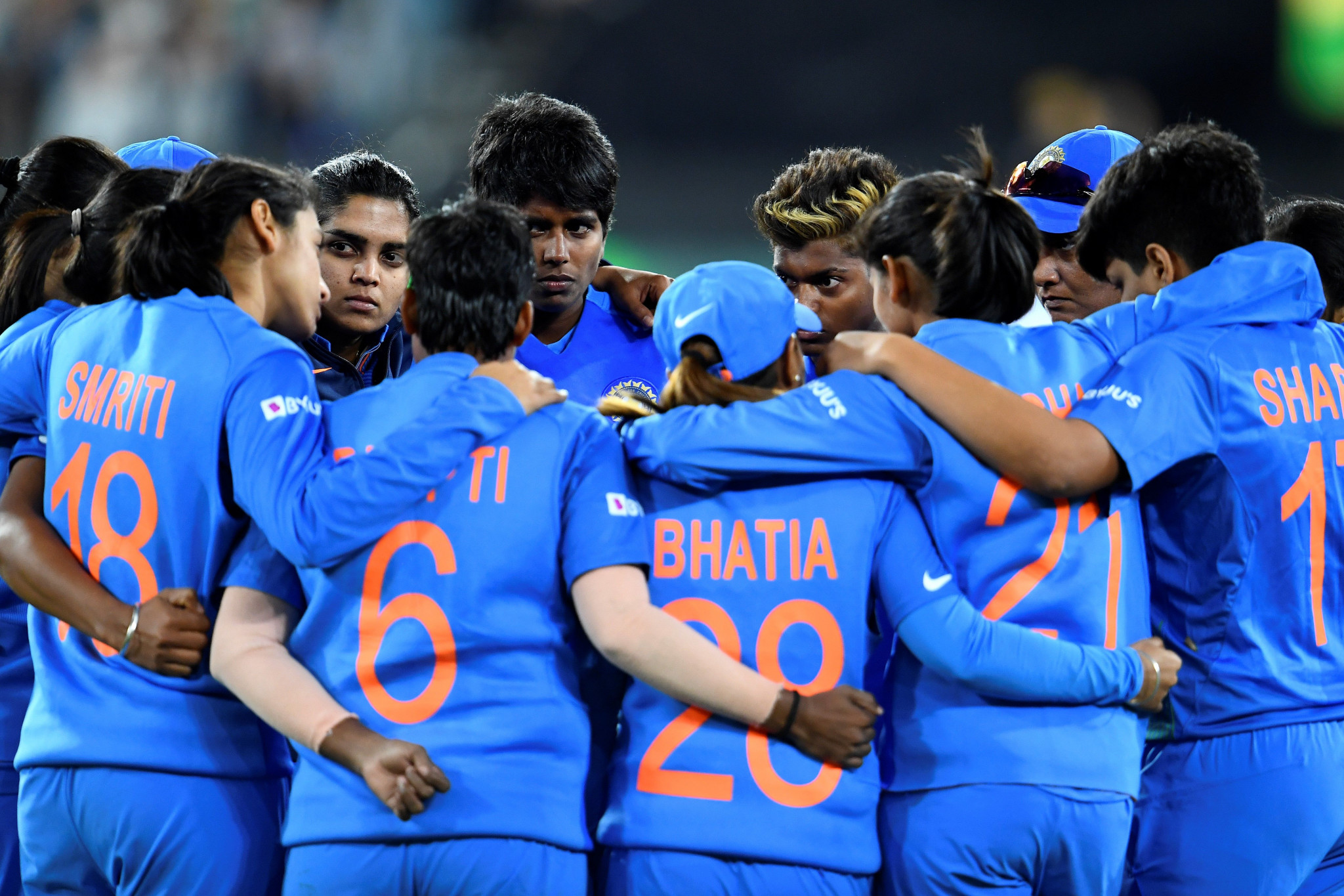 A BCCI official told an Indian newspaper that the country's men's and women's cricket teams would receive a boost if the sport is included at the Los Angeles 2028 Olympics ©Getty Images