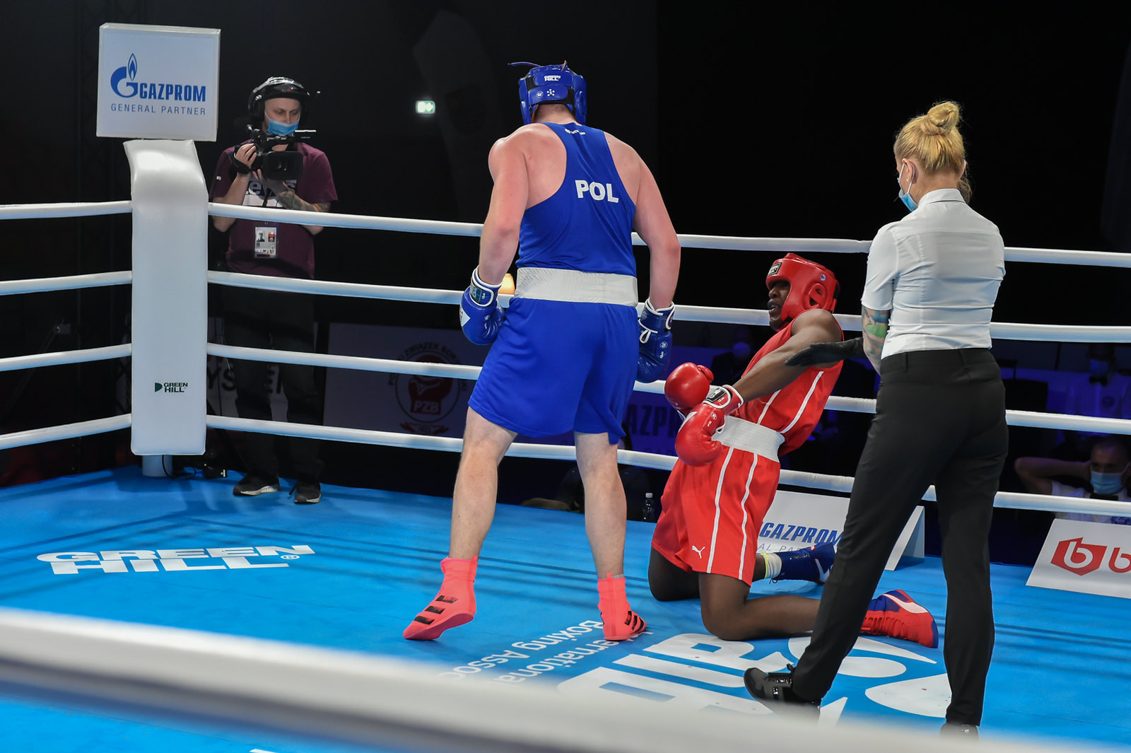 More than 400 boxers from 52 countries are due to compete at the Championships, which are being staged behind closed doors ©AIBA