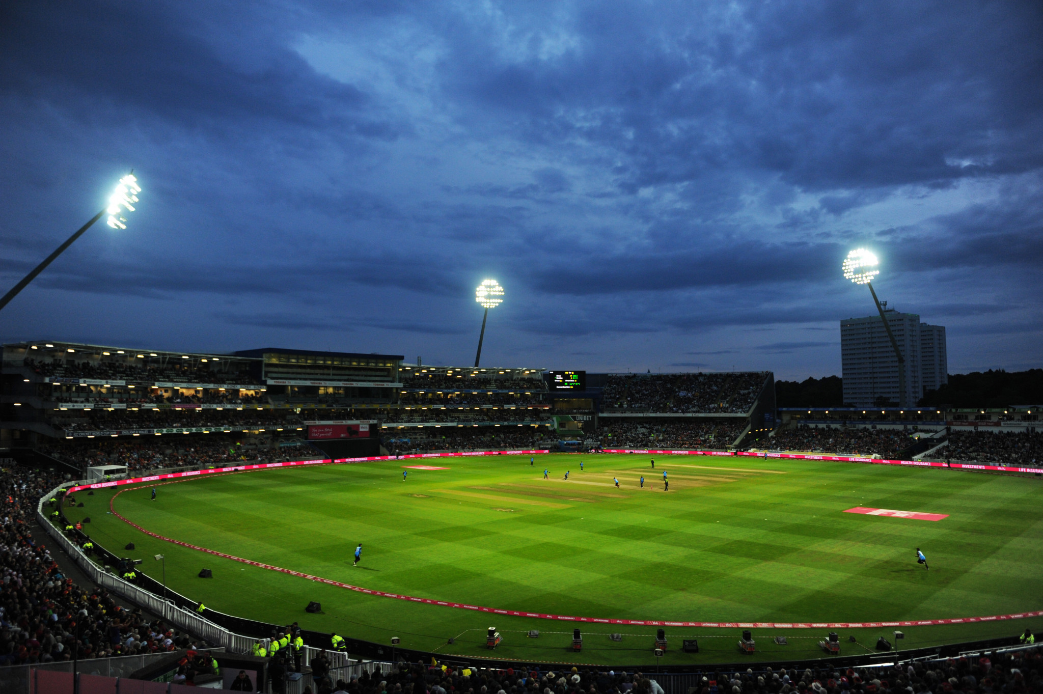 Women's cricket will be played at Edgbaston during the Birmingham 2022 Commonwealth Games ©Getty Images