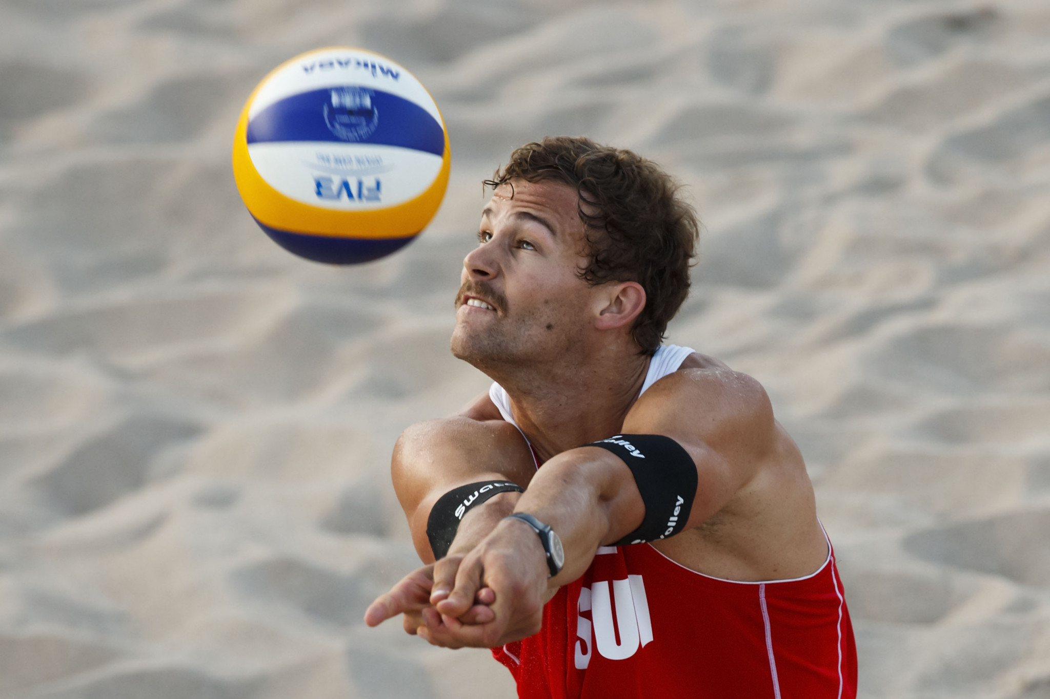 Italian pair spring surprise to qualify for Beach Volleyball World Tour main draw in Cancun