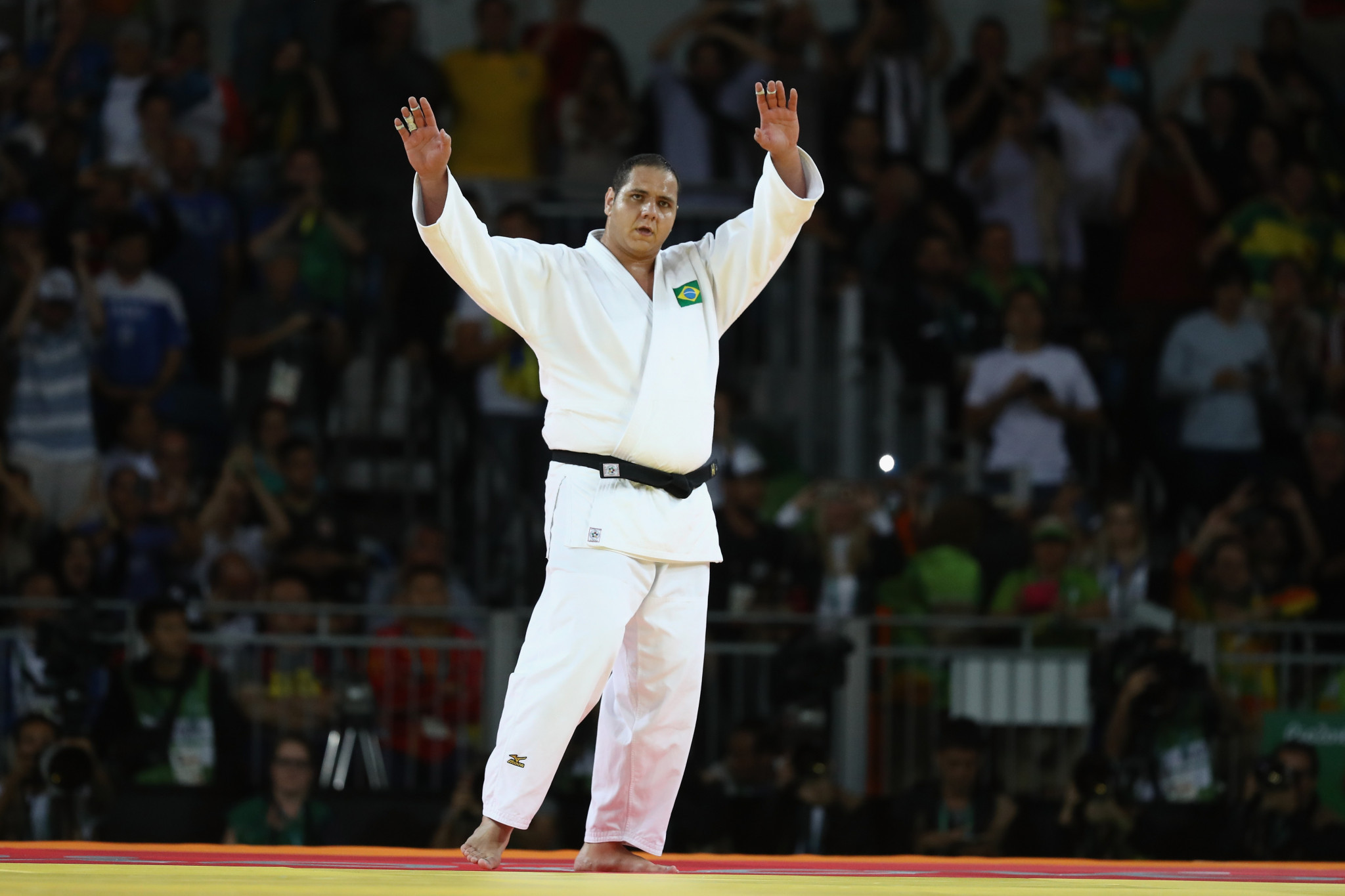 Brazil claim four more golds on closing day of Pan American Judo Championships