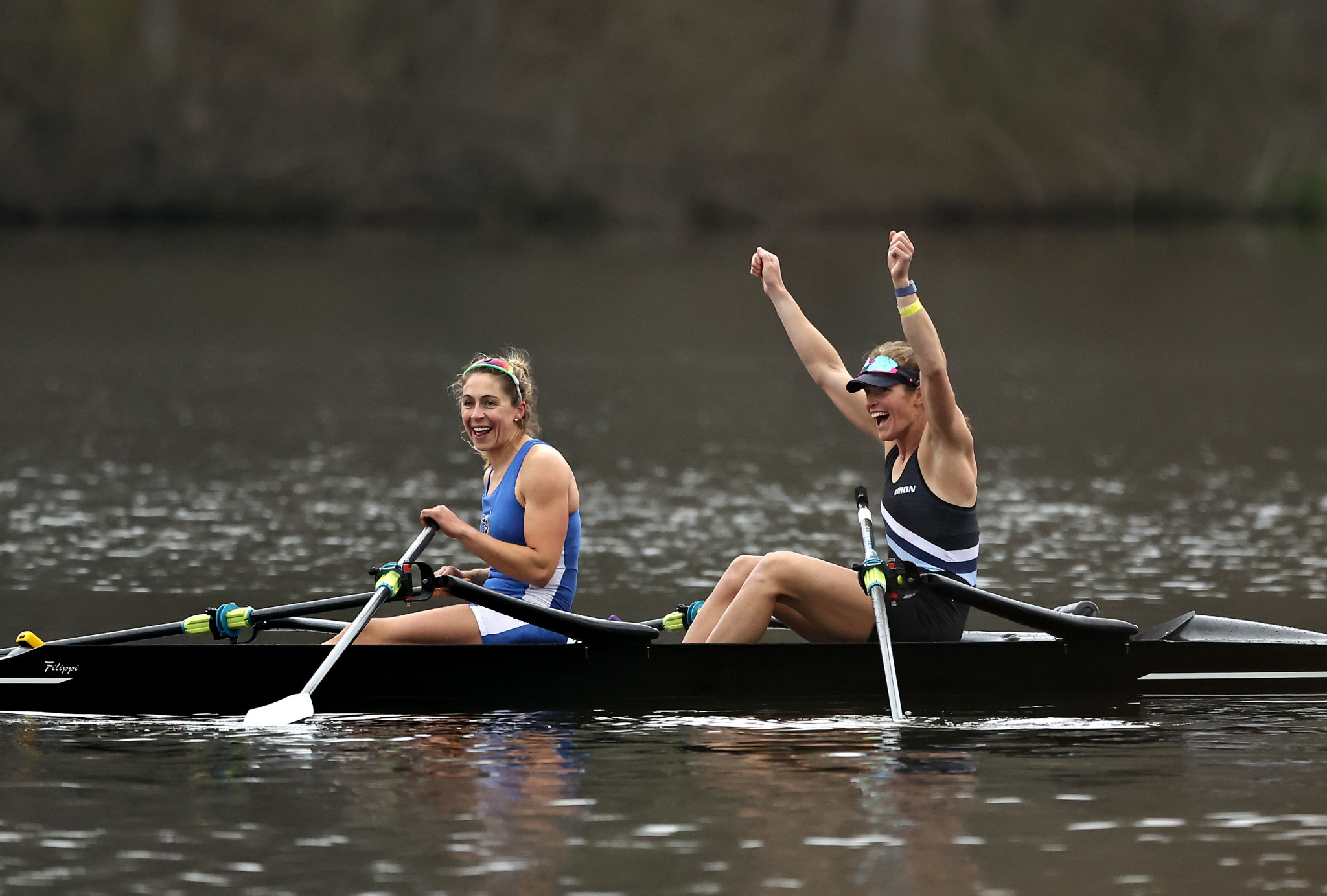 Stone books spot at third Olympic Games with double skulls win at US rowing trials