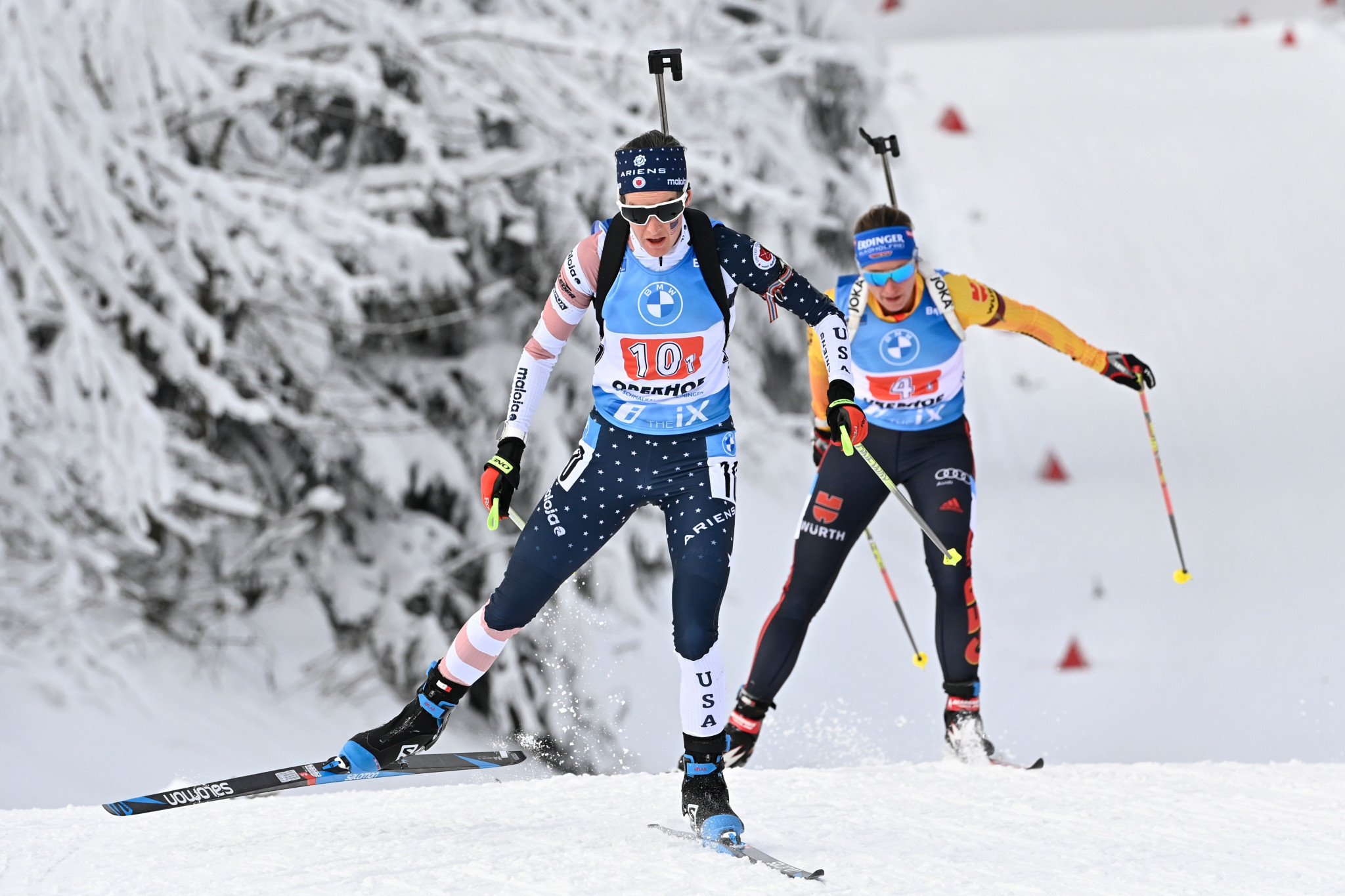 US Biathlon hopes Mount Van Hoevenberg will become a regular leg on the Biathlon World Cup circuit ©Getty Images