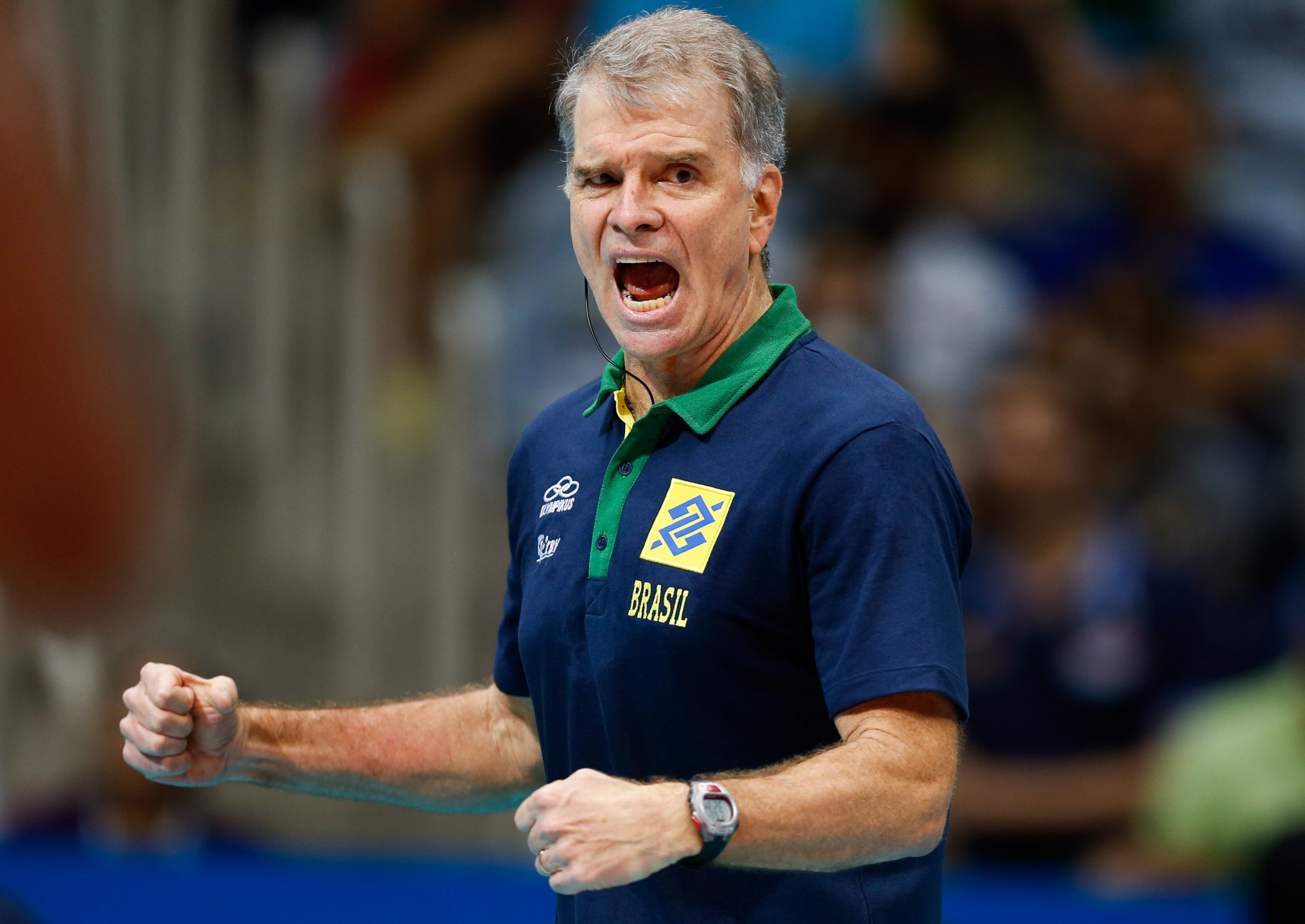 Bernardinho named as coach of French men's volleyball team with goal of gold medal at Paris 2024