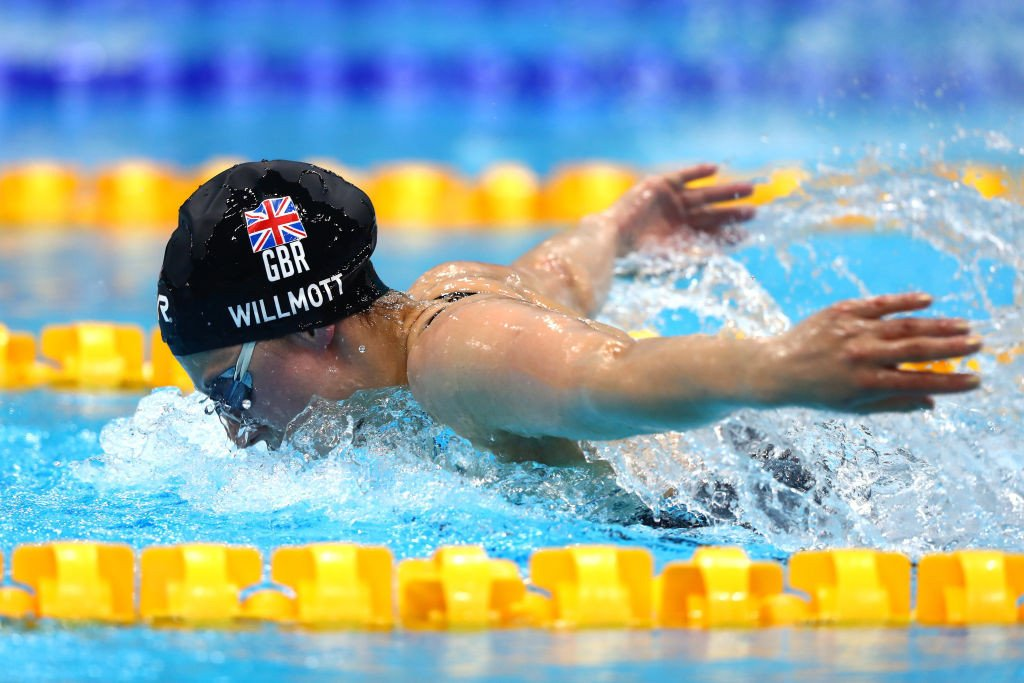 Swimmer Aimee Willmott said the agreement was important for the athlete voice ©Getty Images