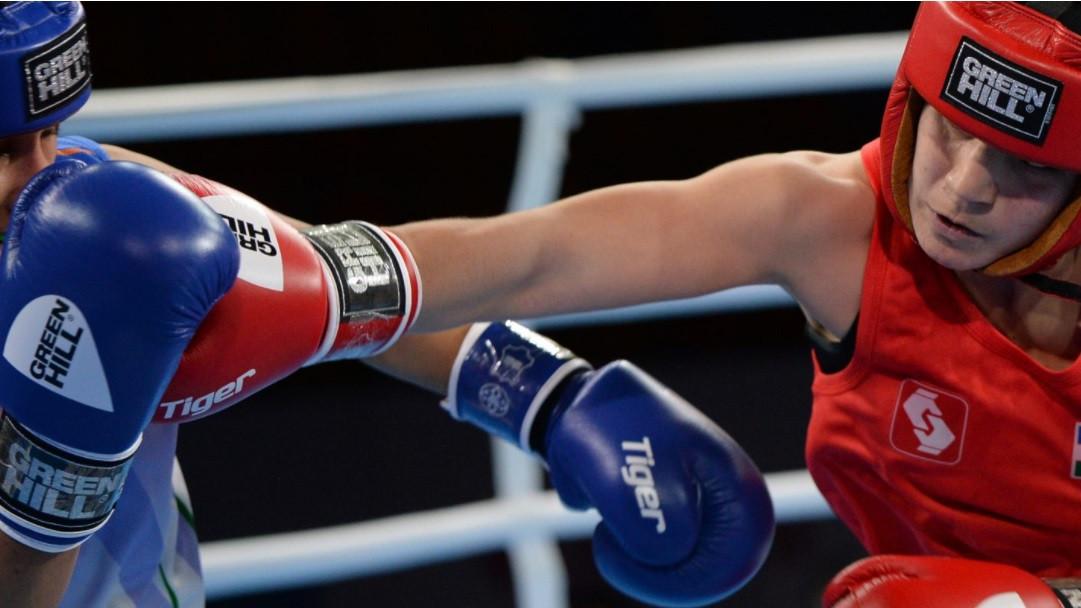 Kuczewska reaches quarter-finals on debut at AIBA Youth World Championships