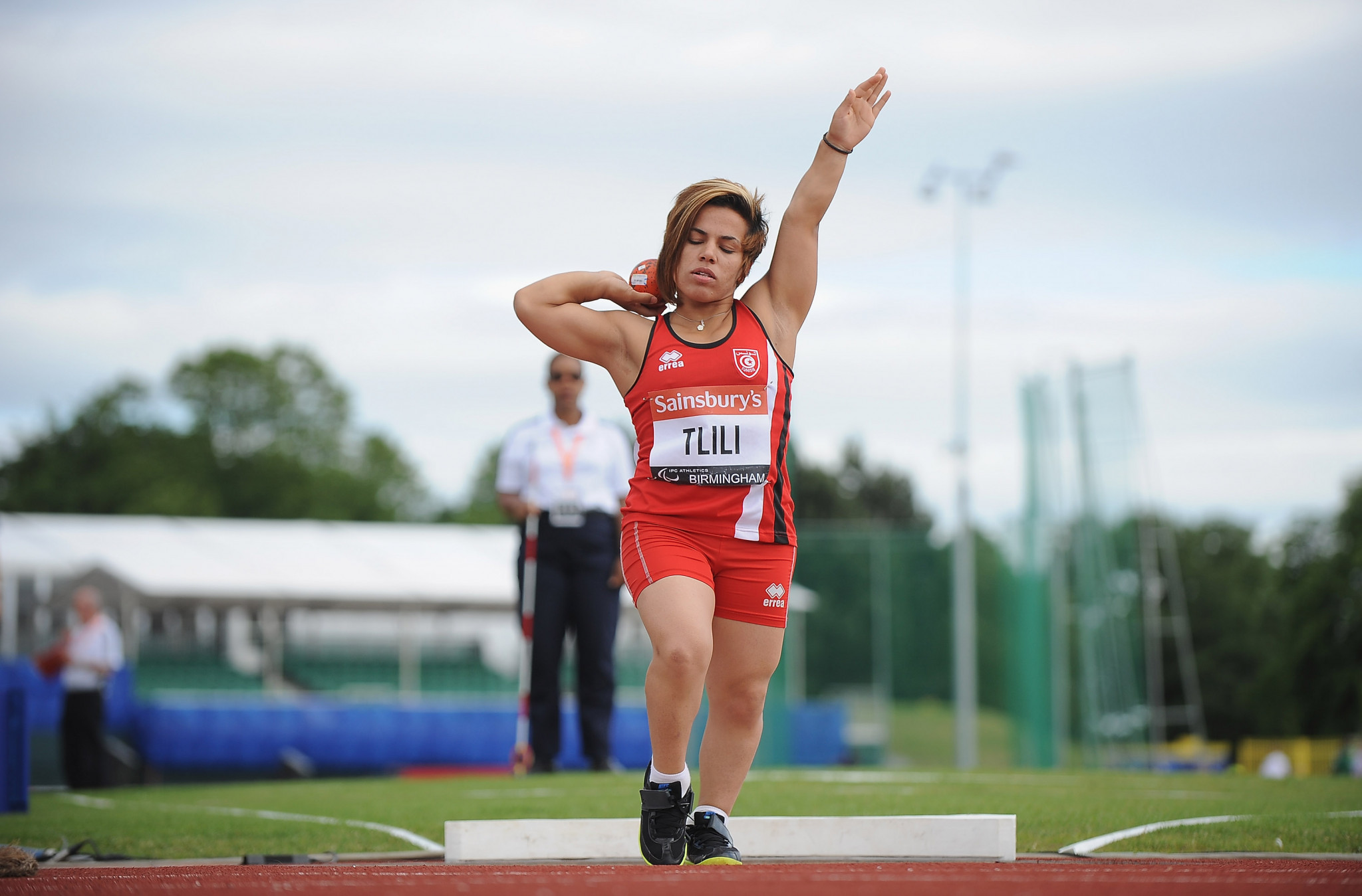 Adolphe and Tlili claim second golds in as many days at World Para Athletics Grand Prix in Jesolo