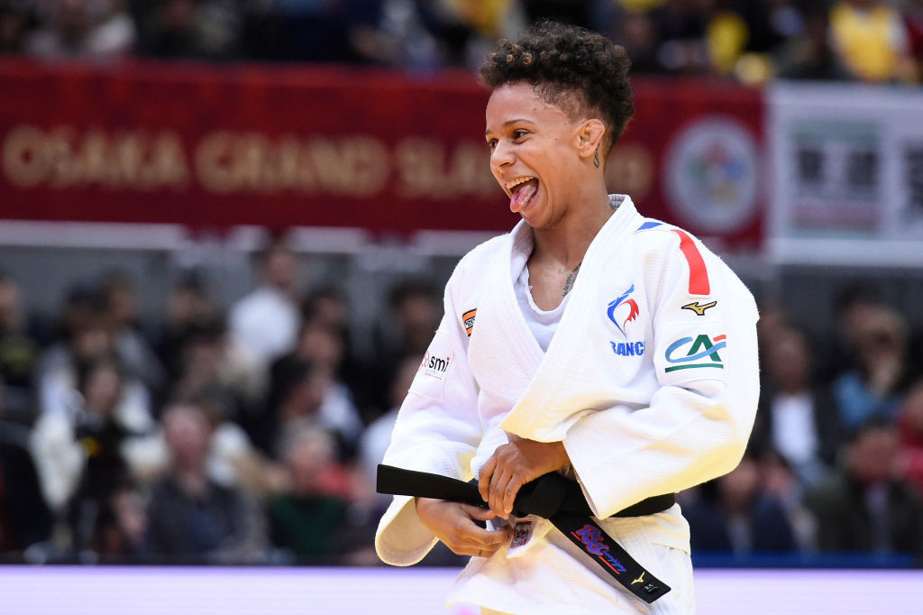 Buchard beats Giuffrida on dramatic opening day at European Judo Championships