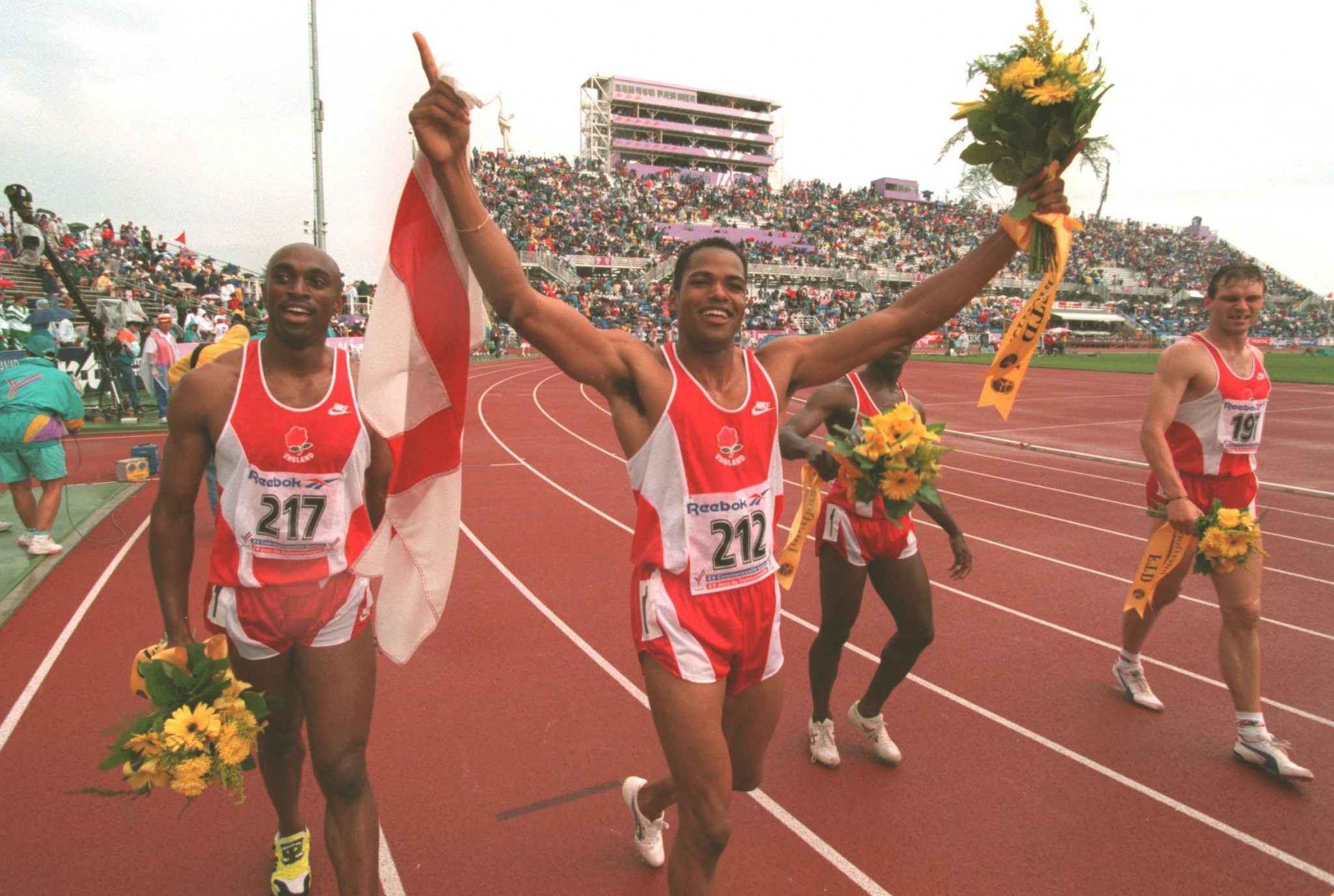 Canada last staged the Commonwealth Games in 1994 when Victoria played host ©Getty Images