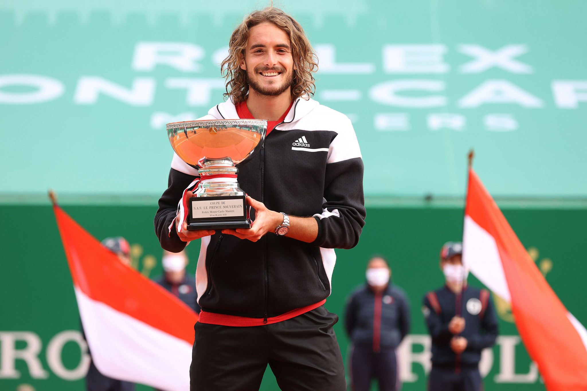Tsitsipas seals first ATP Masters 1000 title with win over Rublev in Monte-Carlo