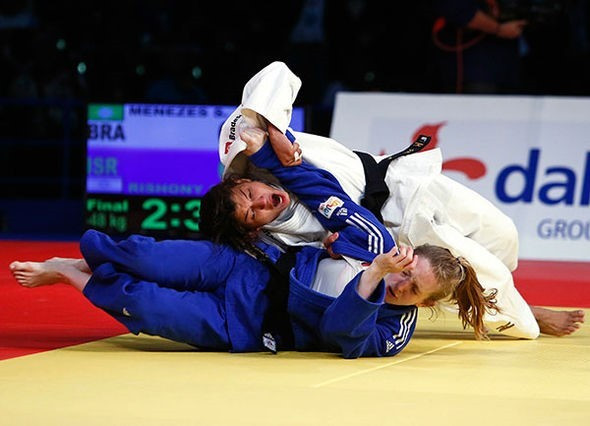 Double gold for Olympic hosts Brazil on opening day of IJF Grand Prix in Havana