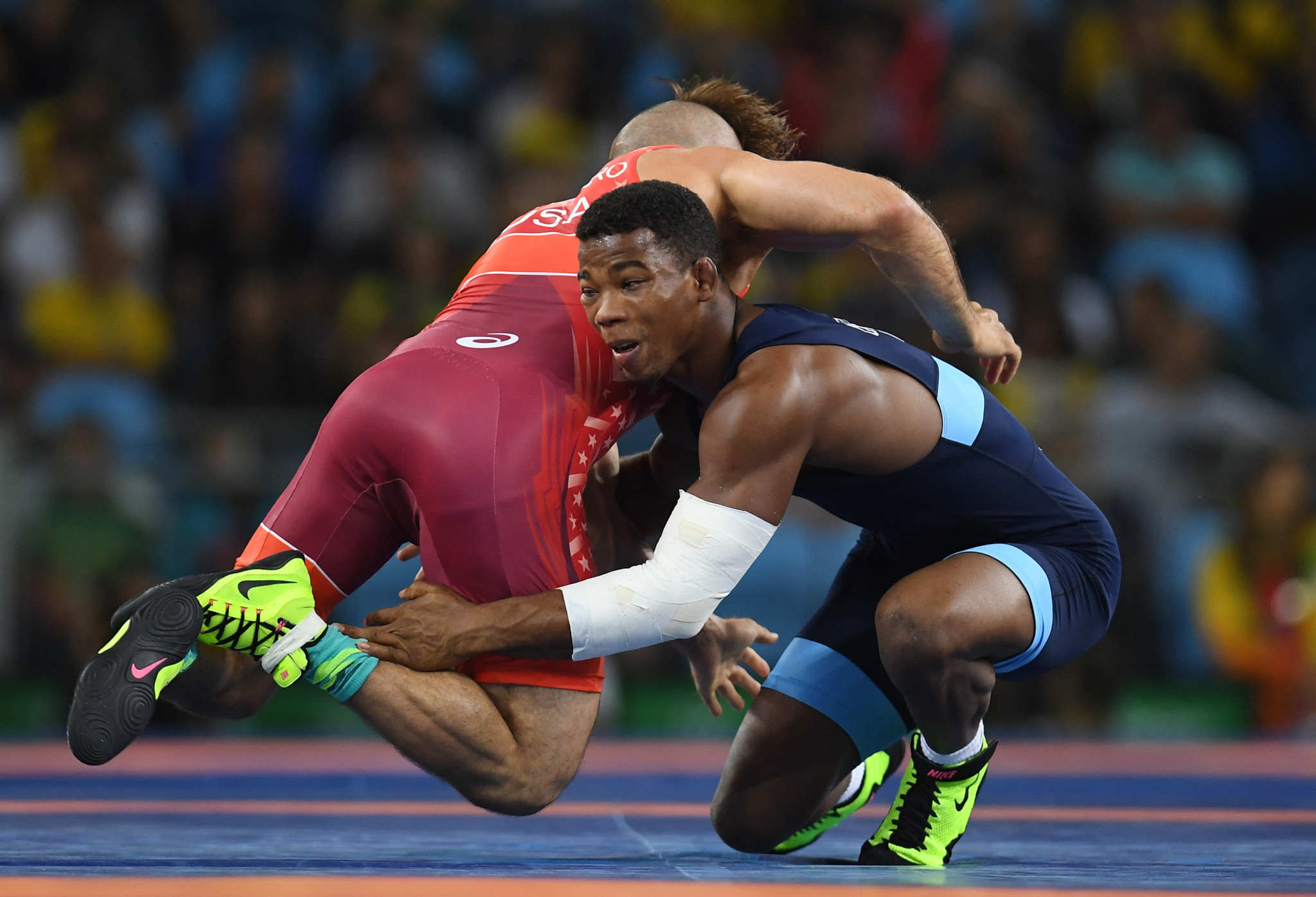 Frank Chamizo Marquez is aiming to secure a third straight European title in Poland ©Getty Images