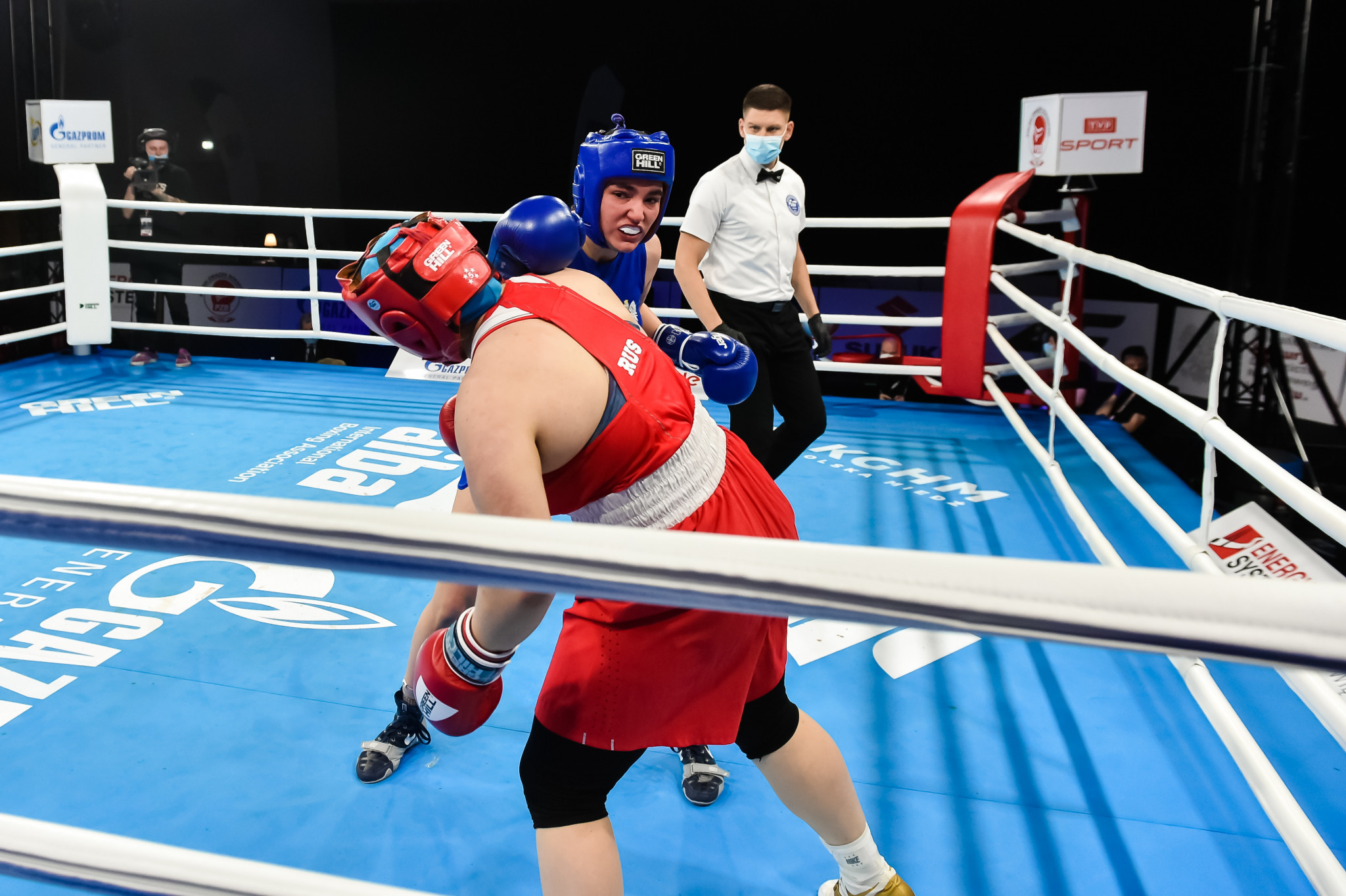 Boxers in some of the women's categories were able to secure medals after reaching the semi-finals of their respective events today ©AIBA