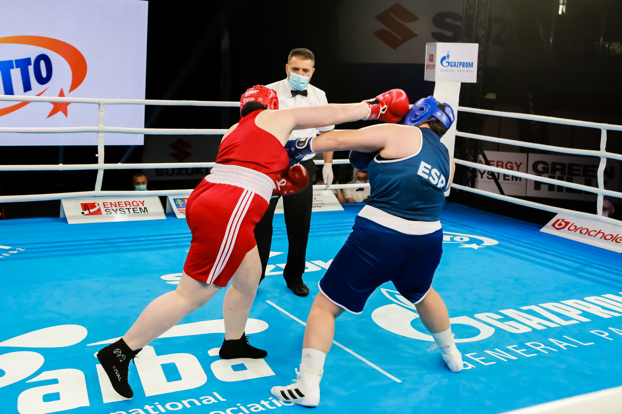 Women's fights dominated the schedule on the sixth day of the competition ©AIBA
