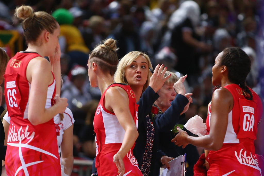 Tracey Neville has spearheaded a revival in English netball which saw her side claim bronze at the 2015 World Cup in Australia