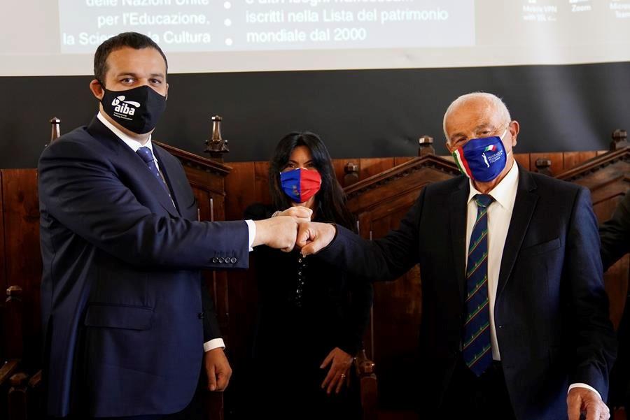 EUBC President Falcinelli reveals details of European Boxing Academy agreement