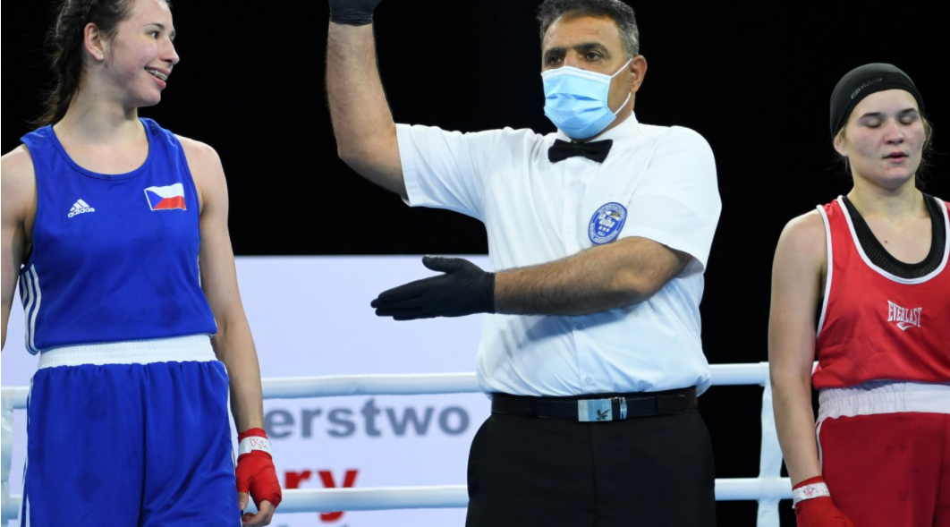 Veronika Gajdova becomes the first Czech woman ever to earn a medal at the AIBA Youth World Championships ©AIBA