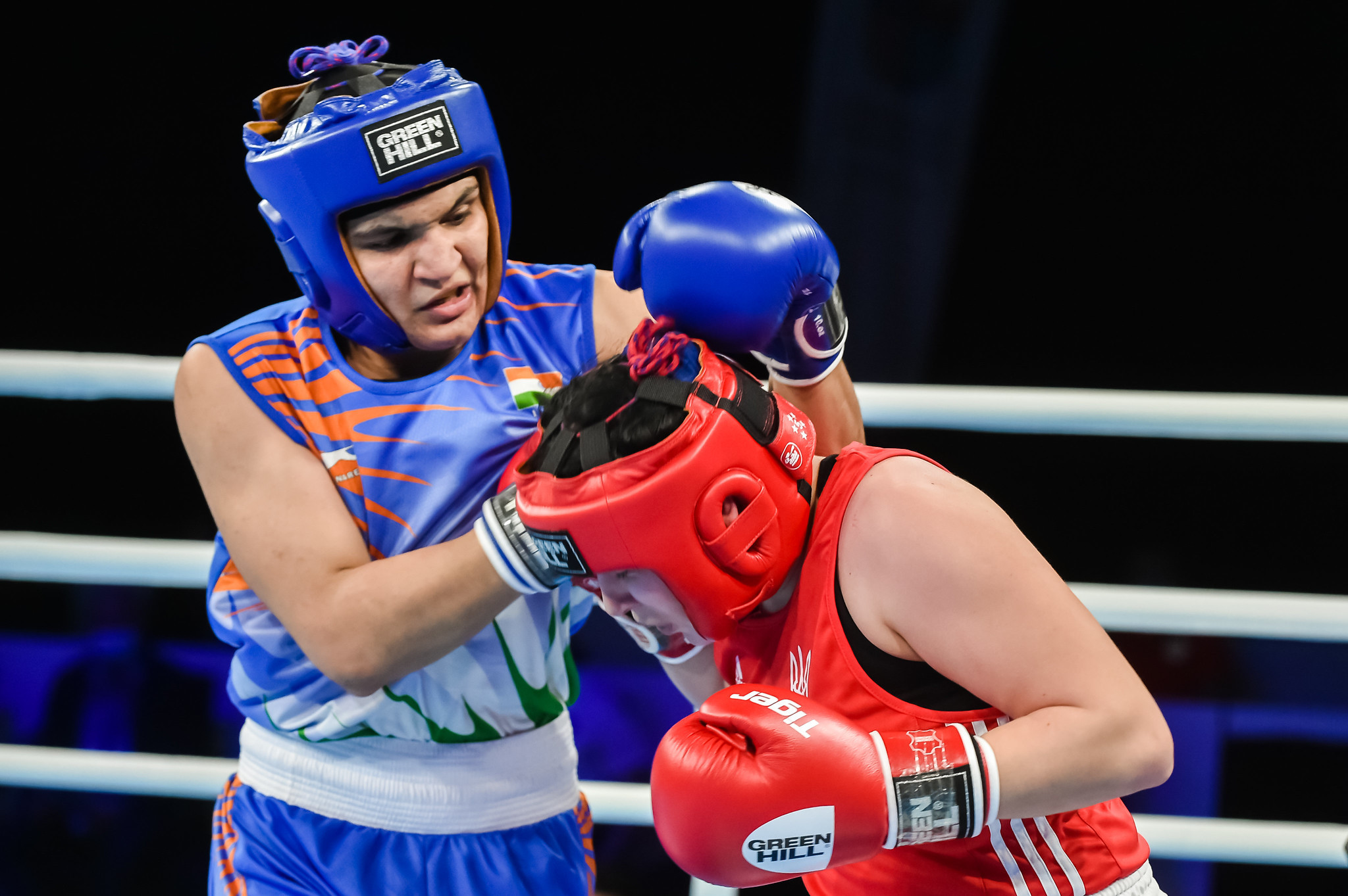 Indian boxers power into the medal zone at AIBA Youth World Championships
